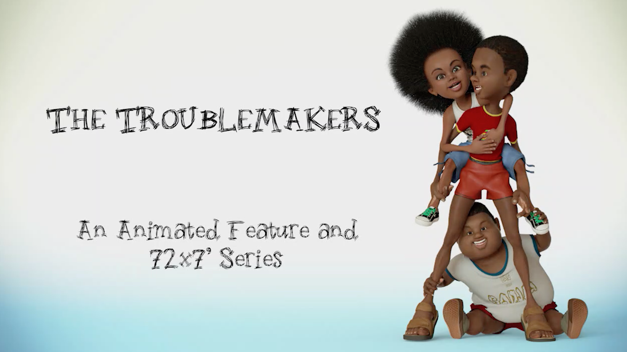 The-Troublemakers_animation_cover_Mounia-Aram-Company