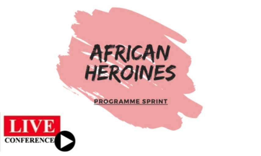 African Heroines_Conference_Mounia-Aram-Company